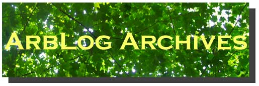 ArbLog Archives Logo