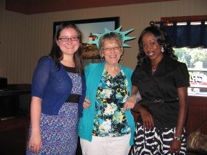 Rae, Ma, and A