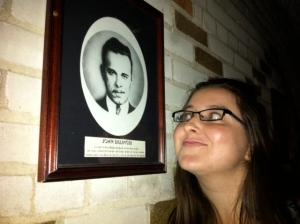 John Dillinger and Rachel
