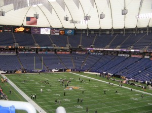 empty dome