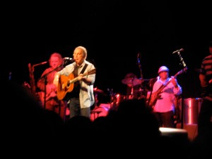 Paul Simon at First Ave