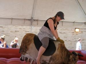 Rachel and the Bull