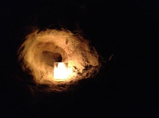 Wabasha Street Cave Candle