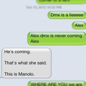 Alex Text